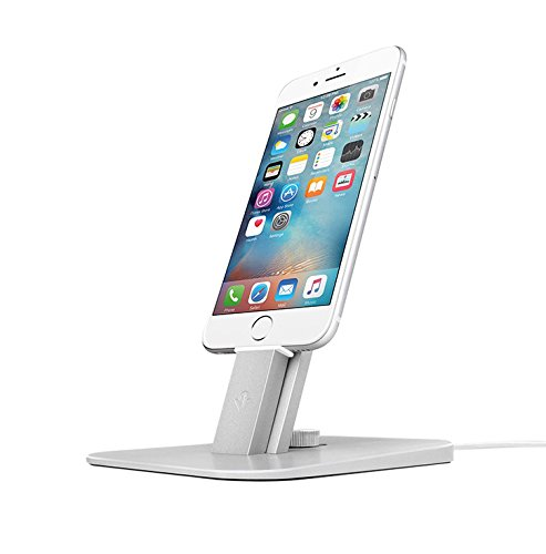 twelve-south-hirise-deluxe-stand-per-iphone-e-ipad-con-cavo-lightning-argento