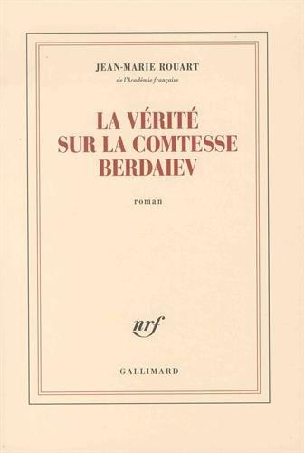 La verite sur la comtesse Berdaiev