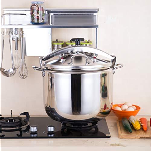 304 olla a presión comercial, gruesa capa inferior compuesta rápido cocinar tanque...