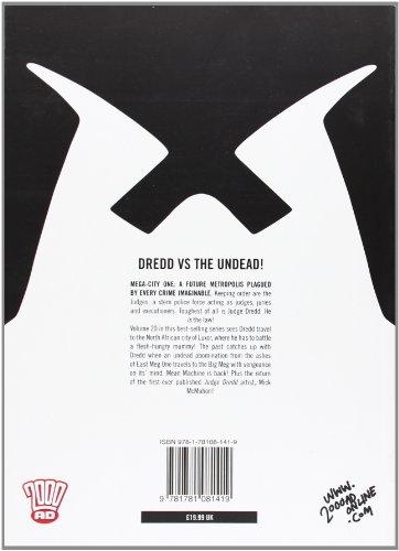 Judge Dredd Complete Case Files 20