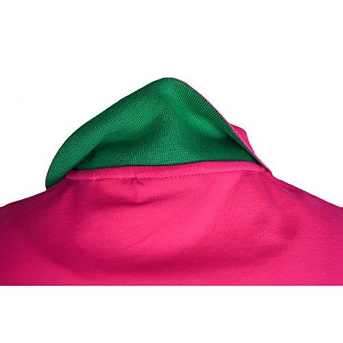 GANT Herren Poloshirt Contrast Color Pique Pink