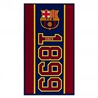 F.C. Barcelona Towel ES Official Merchandise