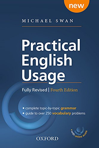 Practical English Usage,: Paperback with online access: Michael Swan's guide to problems in English