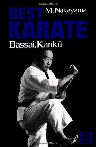 Best Karate: Bassai, Kanku, Vol. 6 by Nakayama, Masatoshi (1980) Paperback