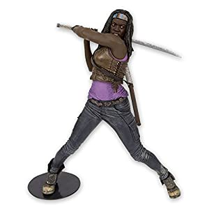 "Figura de Acción de Lujo de 10"" The Walking Dead ""Michonne"" 8"
