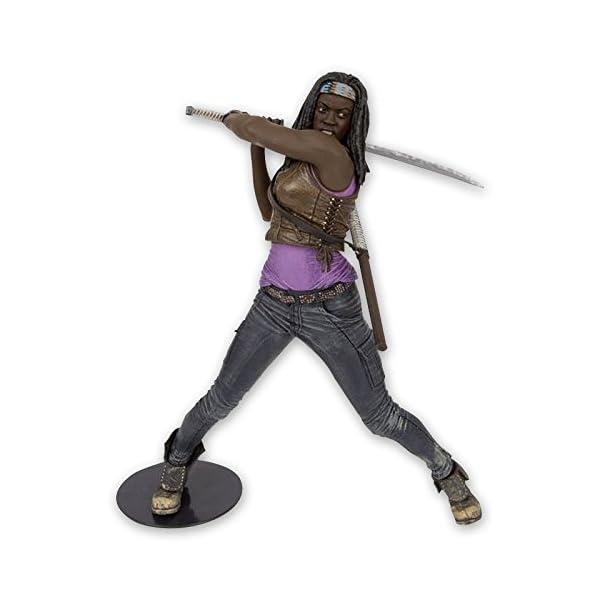 """Figura de Acción de Lujo de 10"""" The Walking Dead """"Michonne"""" 1"""