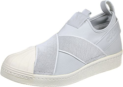 adidas Superstar Slip On W Scarpa Hellblau