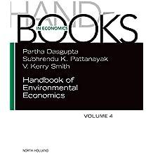 Handbook of Environmental Economics: Volume 4