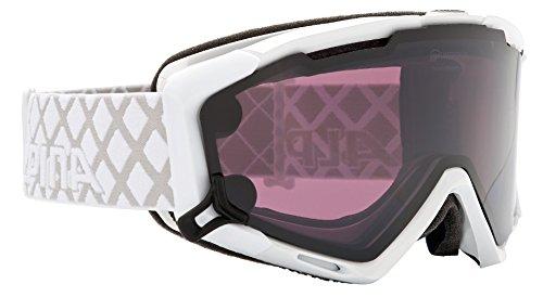ALPINA Erwachsene Skibrille Panoma Magnetic QL.