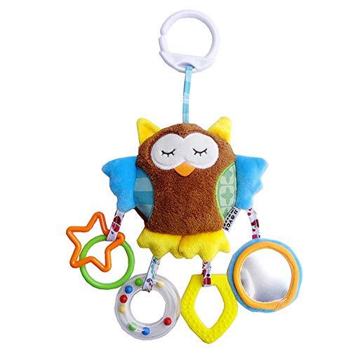DDG EDMMSbebé juguete del pesebre del cochecito de juguete colgando música de...