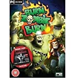 Cheapest Burn Zombie Burn (Including Night of the Living Dead DVD) on PC