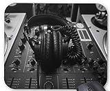 Mouse Mat DJ Mixer Computer Accessories Gaming Mousepad