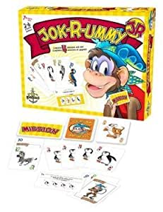 Jok-R-ummy Jr Classic Game by Jennick , INC