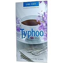 Typhoo Earl Grey 100 Heat Sealed Enveloped Tea Bags