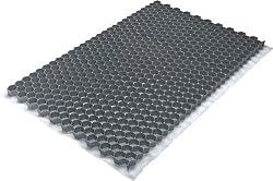 strapazierf/ähig und flexibel /äu/ßerst robust 40x60cm Floordirekt Gummimatte OctoDoor