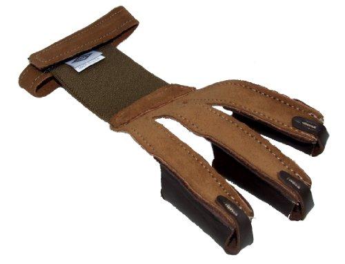 NEET Wildleder Handschuh Fuer Bogenschiessen (Small)