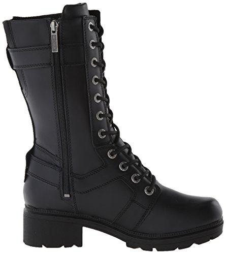 Harley-davidson Eda Motorcycle Boot Black