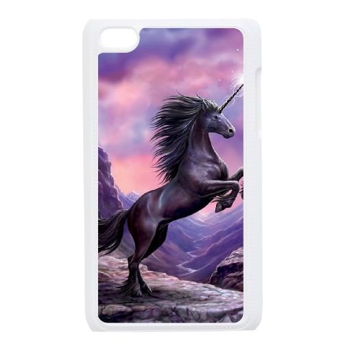 Chinese Unicorn High Quality Cover Case for iPod Touch 4,Custom Chinese Unicorn Cell Phone Case