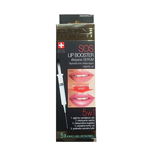 SOS Lip Booster - Aktives Lippen-Serum, 12ml