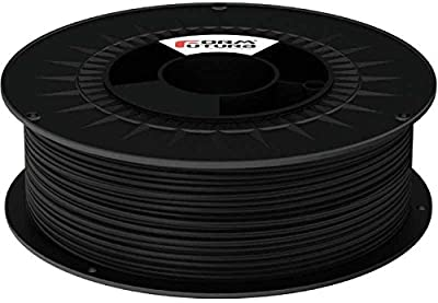 Formfutura 1.75mm Premium PLA - Strong Black - 3D Printer Filament