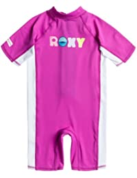 Roxy Girls Spin Gsuit Lycra Rox Sea Toddler