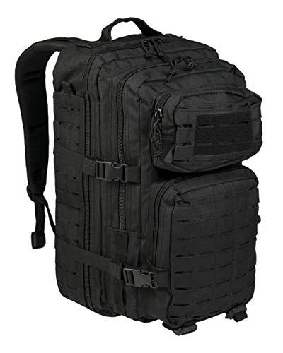Mil-Tec US Assault Pack Large Laser Cut schwarz