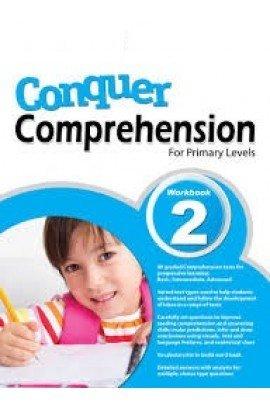 SAP Conquer Comprehension Primary Level Workbook 2 [Paperback] [Jan 01, 2017] Angela Leu par Angela Leu