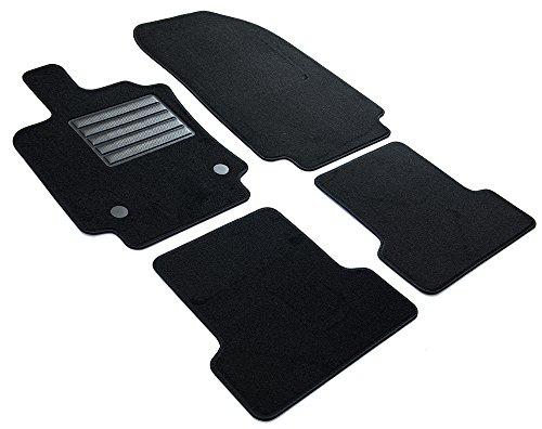 MTM SP-4106 Fußmatten Velours Autoteppich, Clio IV 10.2012>