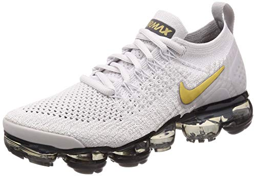 free shipping c7d68 7f1ab Nike W Nike Air Vapormax Flyknit 2 - vast grey metallic gold-pure p