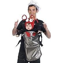 Limit Sport - Funda olla langosta para bebé con gorro de cocinero (MB700)