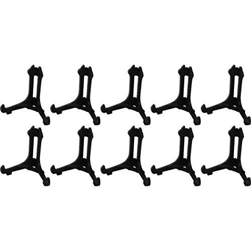 10x Tellerständer Ständer für Teller bis 18 cm Durchmesser ( 1 - 25 Stück )