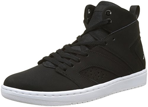 Jordan Herren Flight Legend Fitnessschuhe, Schwarz (Black/White 010), 44 EU