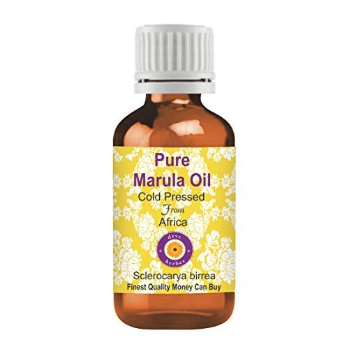 Deve Herbes Pure Marula Oil Sclerocarya birrea 100%