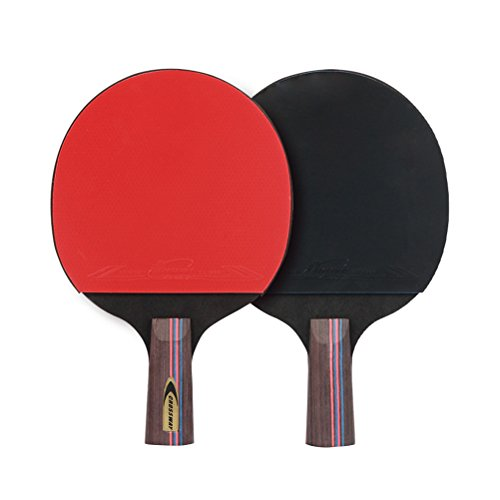 Tischtennis Set (2x Schläger, 3x Bälle,1x Tasche) Tischtennisschläger Table Tennis Set Ping Pong Table Tennis Set Table Tennis Game