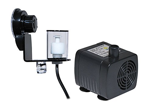 AQUA LIGHT Nachfüllanlage mit Trafo 12V 1 Sensor