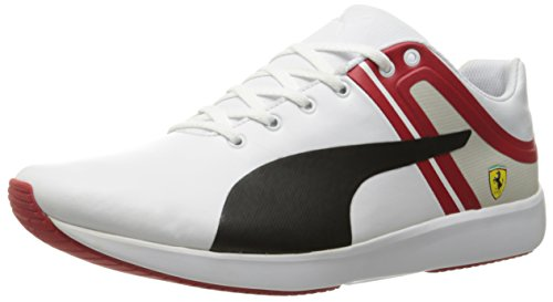 Puma F116 Skin SF Synthétique Baskets White-Black