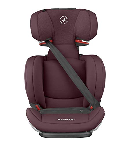 Maxi-Cosi RodiFix AirProtect Child Car Seat, Isofix Booster Seat, Red, 15-36 kg Maxi-Cosi Booster car seat for children from 15-36 kg (3.5 to 12 years) Grows along with your child thanks to the easy headrest and backrest adjustment from the top Patented air protect technology for extra protection of child's head 11
