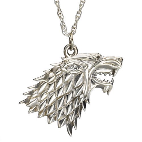 Game of Thrones - Pendentif Stark