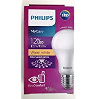 Philips LED Bulb 12W E27 3000K 230V, Warm White