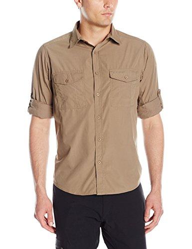craghoppers-kiwi-mens-long-sleeved-shirt-pebble-medium