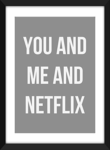 you-and-me-e-netflix-unframed-stampa