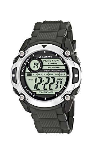 d2257651940e Calypso watches K5577 1 - Reloj hombre digital sumergible