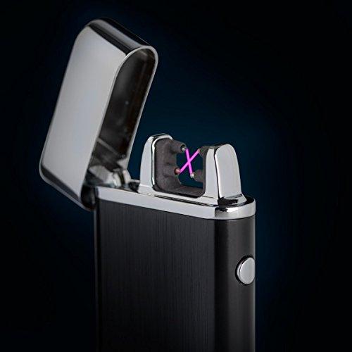 Silvermatch elektronisches Feuerzeug mit Lichtbogen