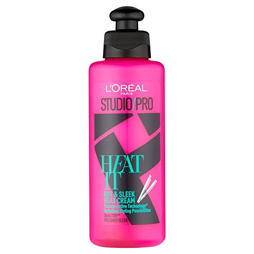 L'Oreal Studio Pro Heat It Hot & Sleek – Thermo-coiffant – 200 ml