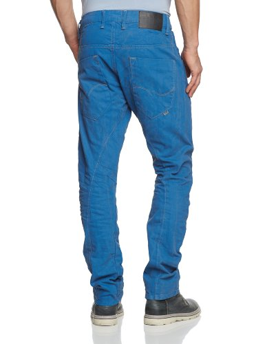 JACK & JONES Herren Jeans Normaler Bund 12069464 STAN TWISTED P BLUE JOS CORE Blau (Palace Blue)