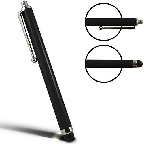 Digi Pig–Samsung Galaxy S3Neo Colore Penna capacitiva con Funzione tattile–Nero