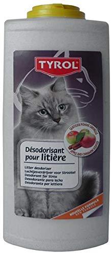 Tyrol Katzenstreu-Deodorant Apfel/Zimt 700ml -