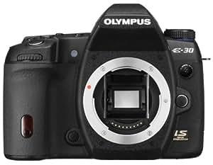 Olympus E-30 Appareil photo numérique Reflex 13.1 Mpix Boîtier Nu Noir