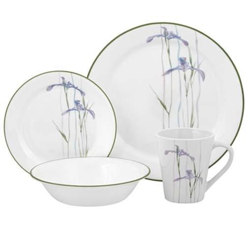 corelle-service-de-table-pour-4-personnes-16-pieces-en-verre-vitrelle-resistant-motif-shadow-iris-vi