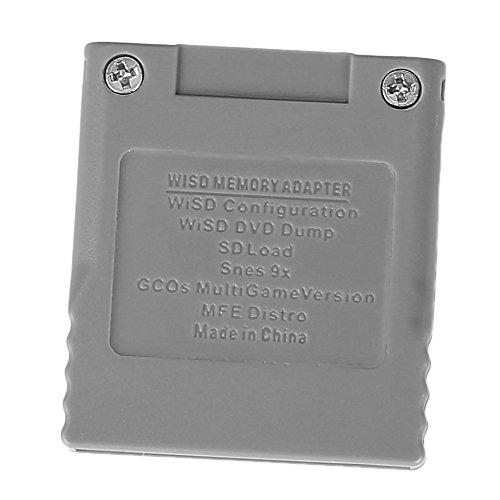 Sdxc Kartensteckplatz.Sd Karten Adapter Wiisd Kartenleser Sd Kartensteckplatz Adapter Fur Nintendo Wii Ngc Schlussel Sd Flash Speicherkarten Konverter Adapter